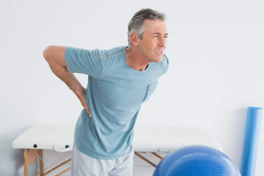 Lower Back Pain - Don't Let It Keep You Down!