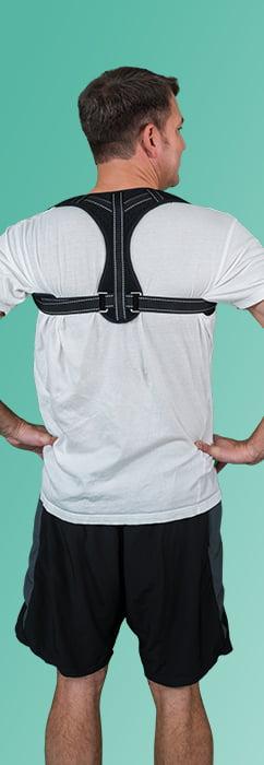 Back Shoulder Posture Corrector by Solio
