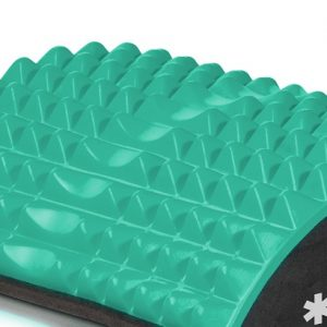 Green Solio Back Stretcher upclose