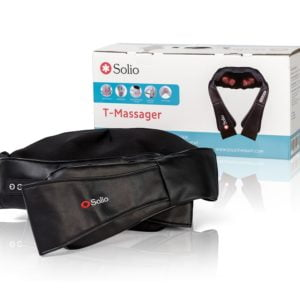 Shiatsu Back and Neck Massager belt with Heat